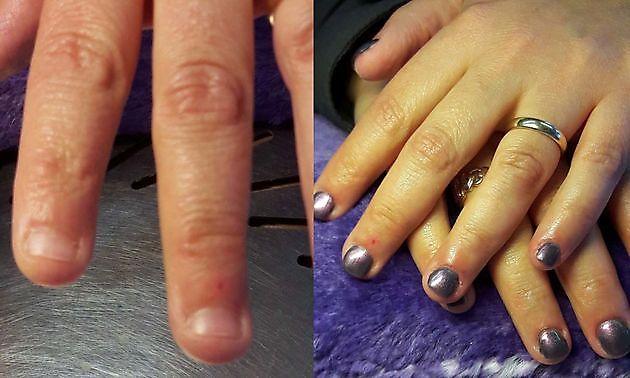 Stop nagelbijten - Mirjam's Nagelstudio Beerta