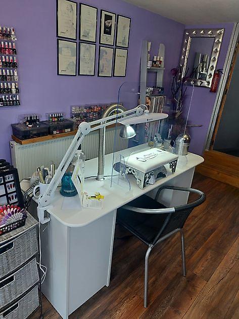 Fris en gezond met het Purex nagelstation - Mirjam's Nagelstudio Beerta